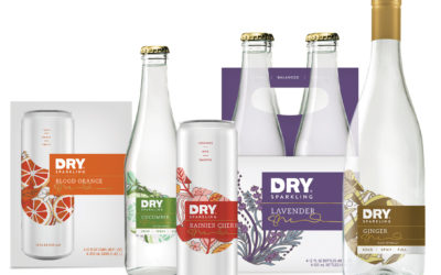 Our new favorite: Dry Soda