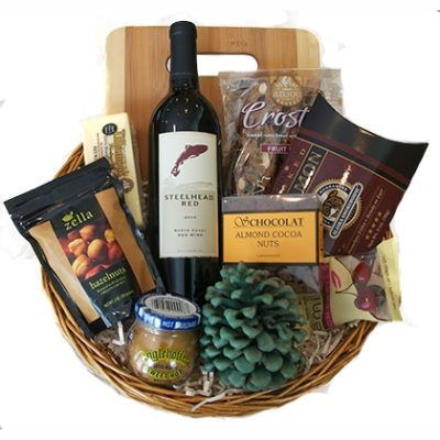 Best of the Northwest Gift Basket
