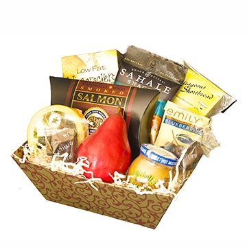 Cascade to Coast Sampler Basket