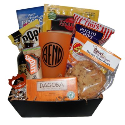 Fuel The Fun Gift Basket